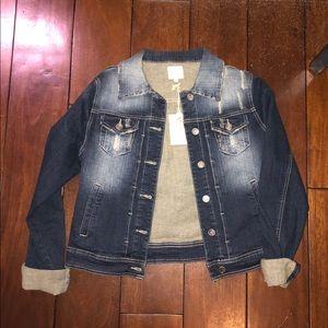 Brand New Jean Jacket